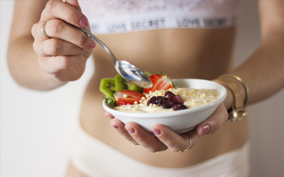 Alimentazione sportiva pre e post allenamento